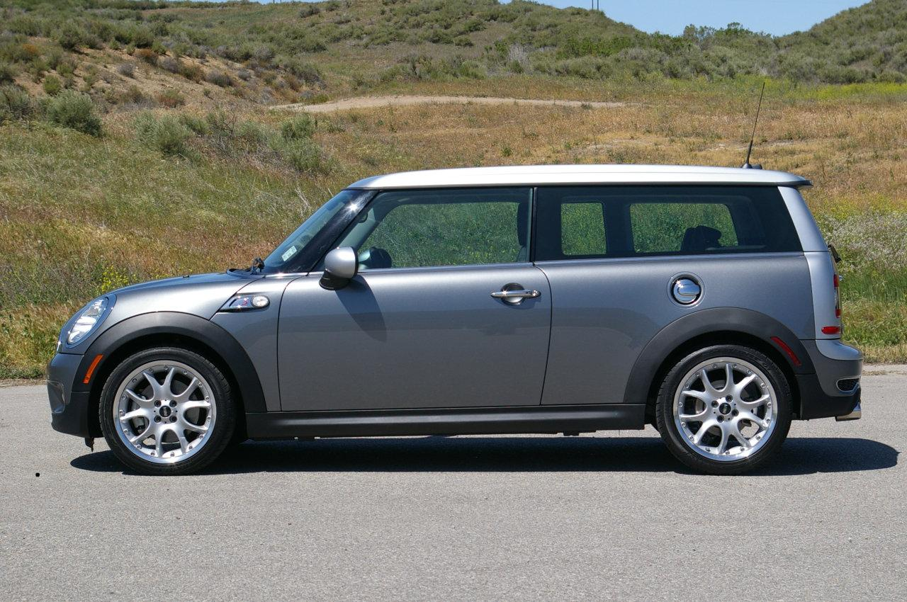 2008 mini cooper clubman information and photos. Black Bedroom Furniture Sets. Home Design Ideas