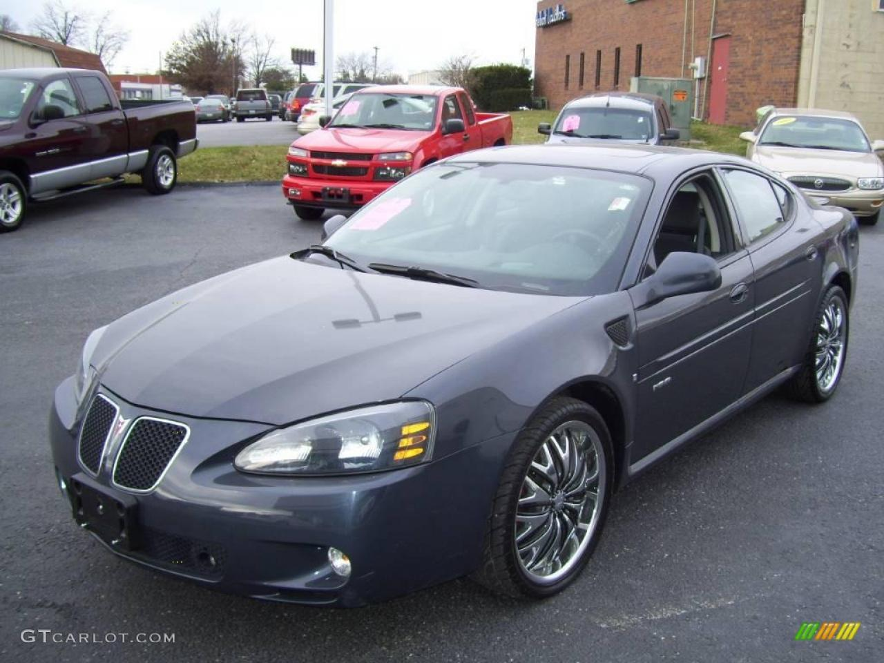 2008 Pontiac Grand Prix Information And Photos Zombiedrive