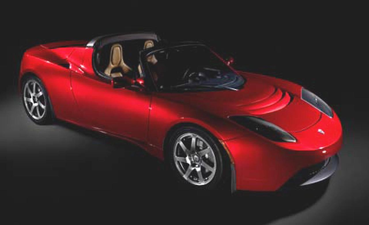 2008 tesla roadster information and photos zombiedrive. Black Bedroom Furniture Sets. Home Design Ideas
