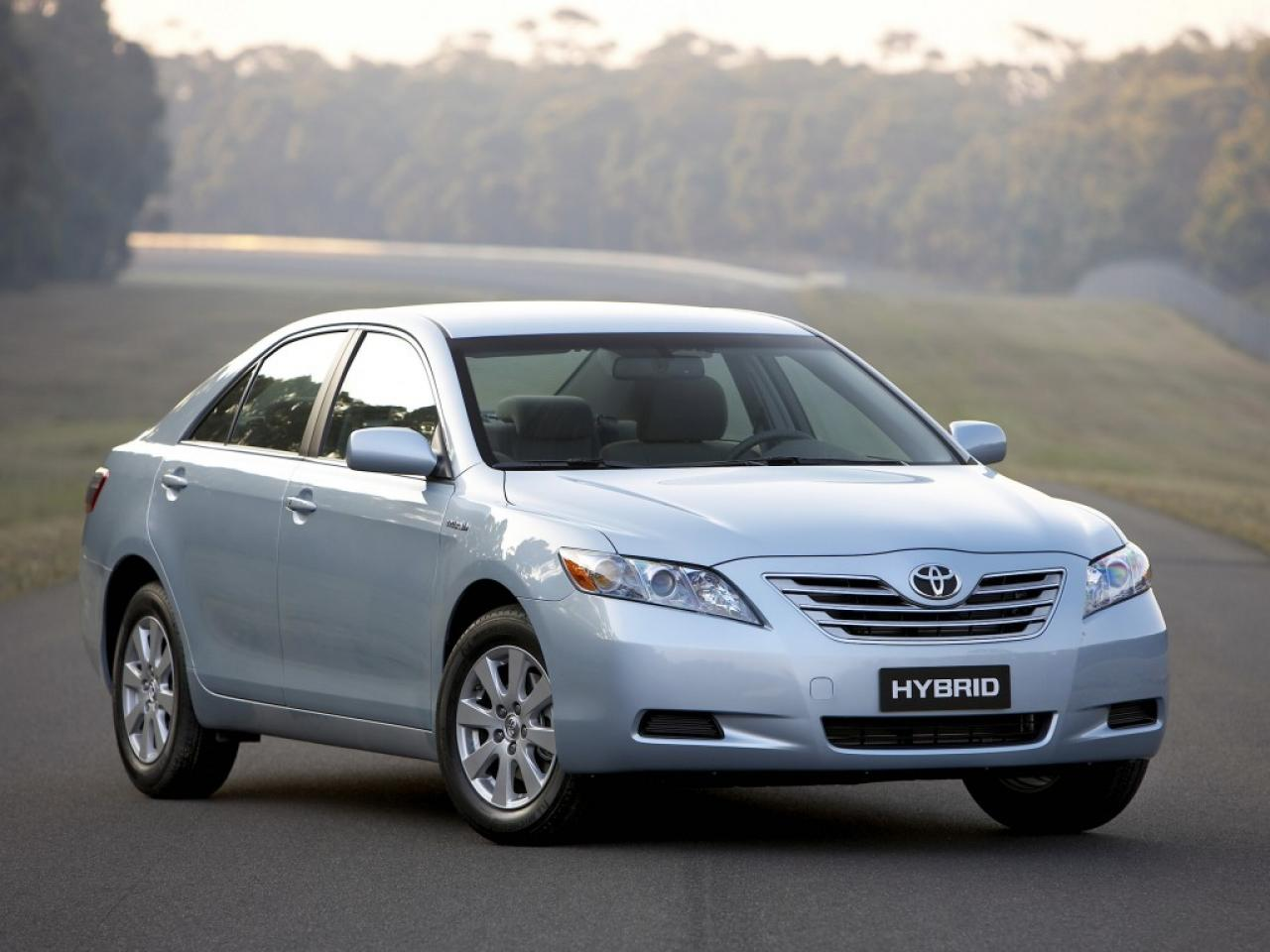 2008 toyota camry hybrid information and photos zombiedrive. Black Bedroom Furniture Sets. Home Design Ideas