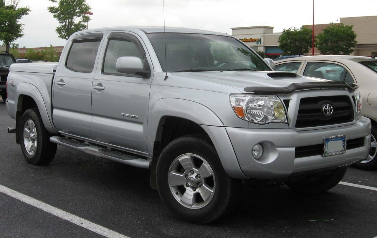 2008 toyota tacoma information and photos zombiedrive. Black Bedroom Furniture Sets. Home Design Ideas