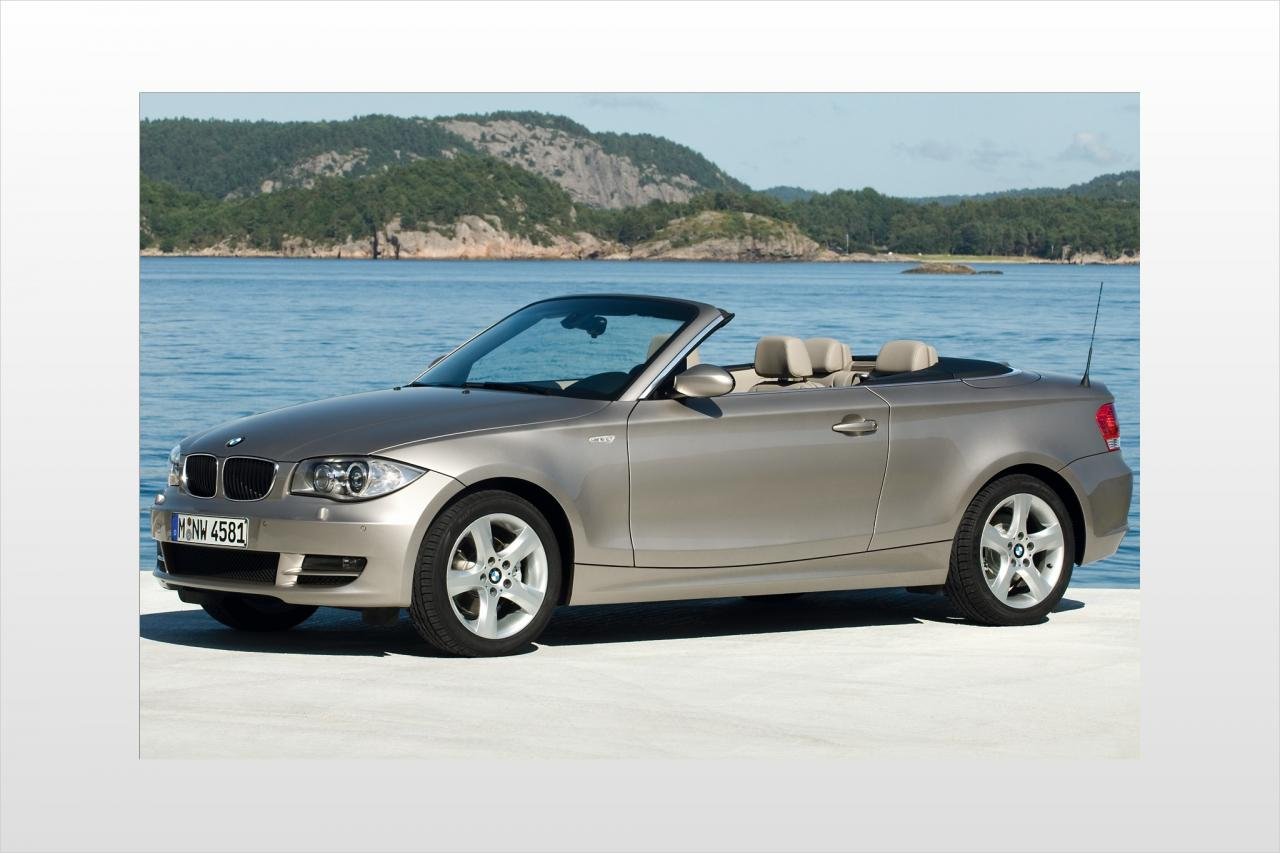 2008 bmw 1 series information and photos zombiedrive. Black Bedroom Furniture Sets. Home Design Ideas