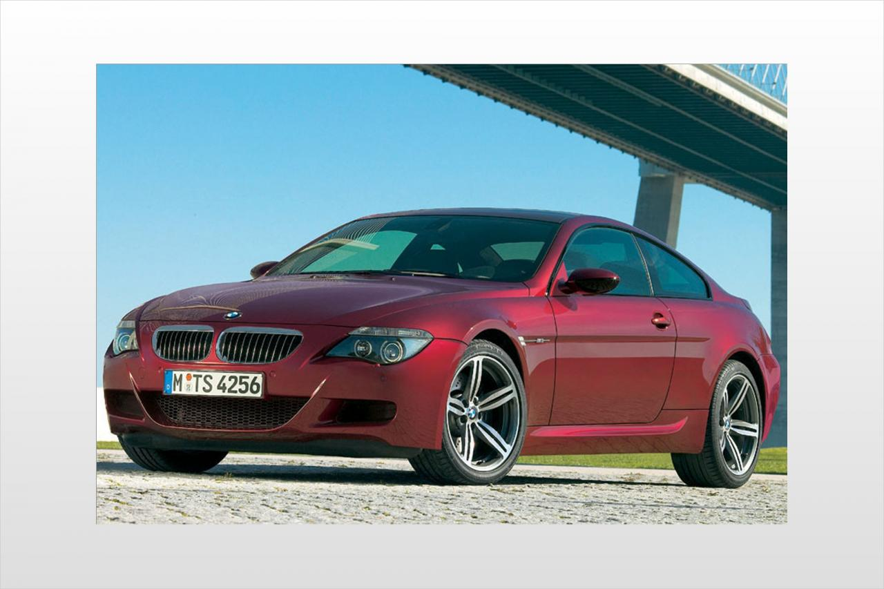 2008 bmw m6 information and photos zombiedrive. Black Bedroom Furniture Sets. Home Design Ideas