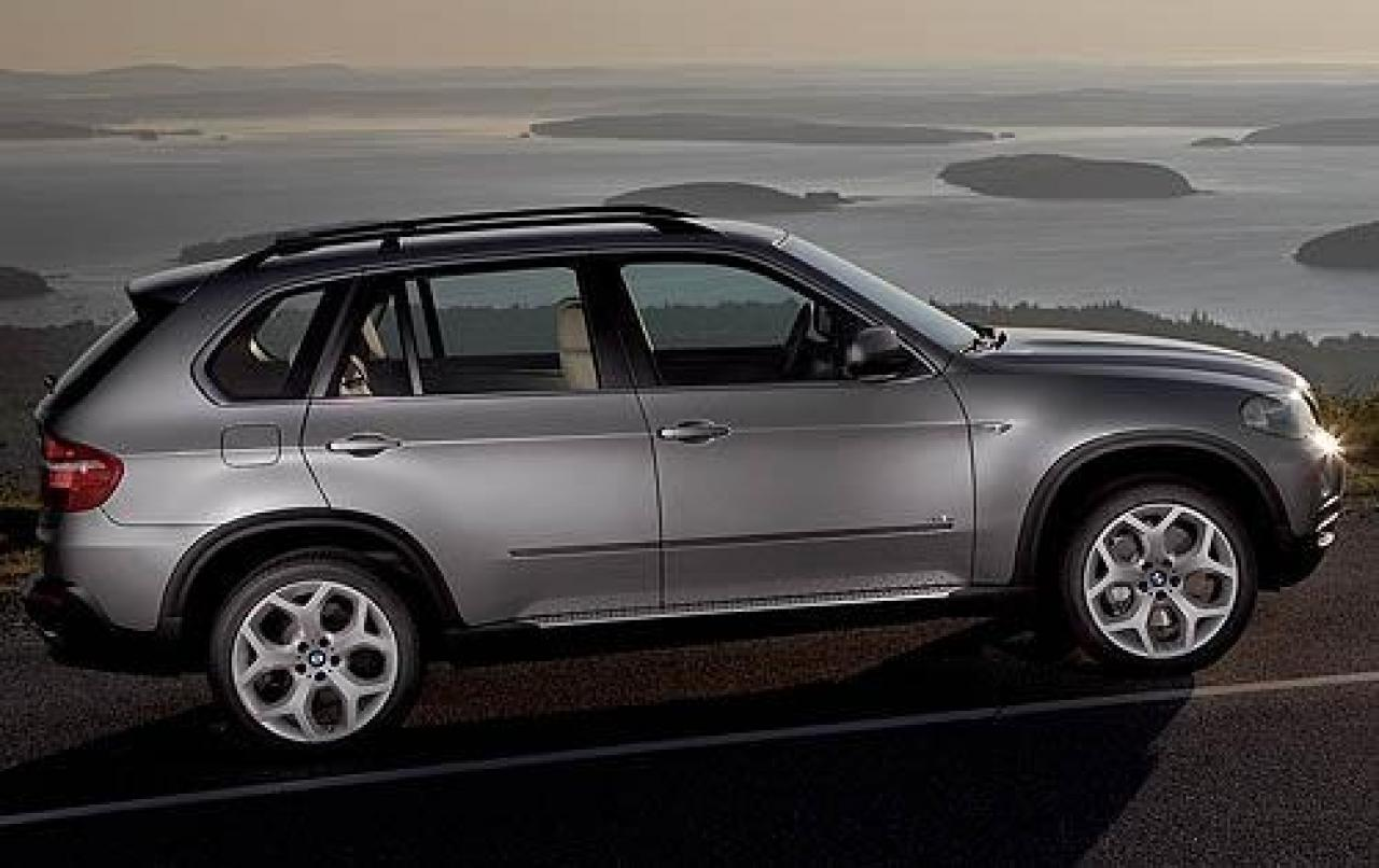 2009 Bmw X5 Information And Photos Zombiedrive