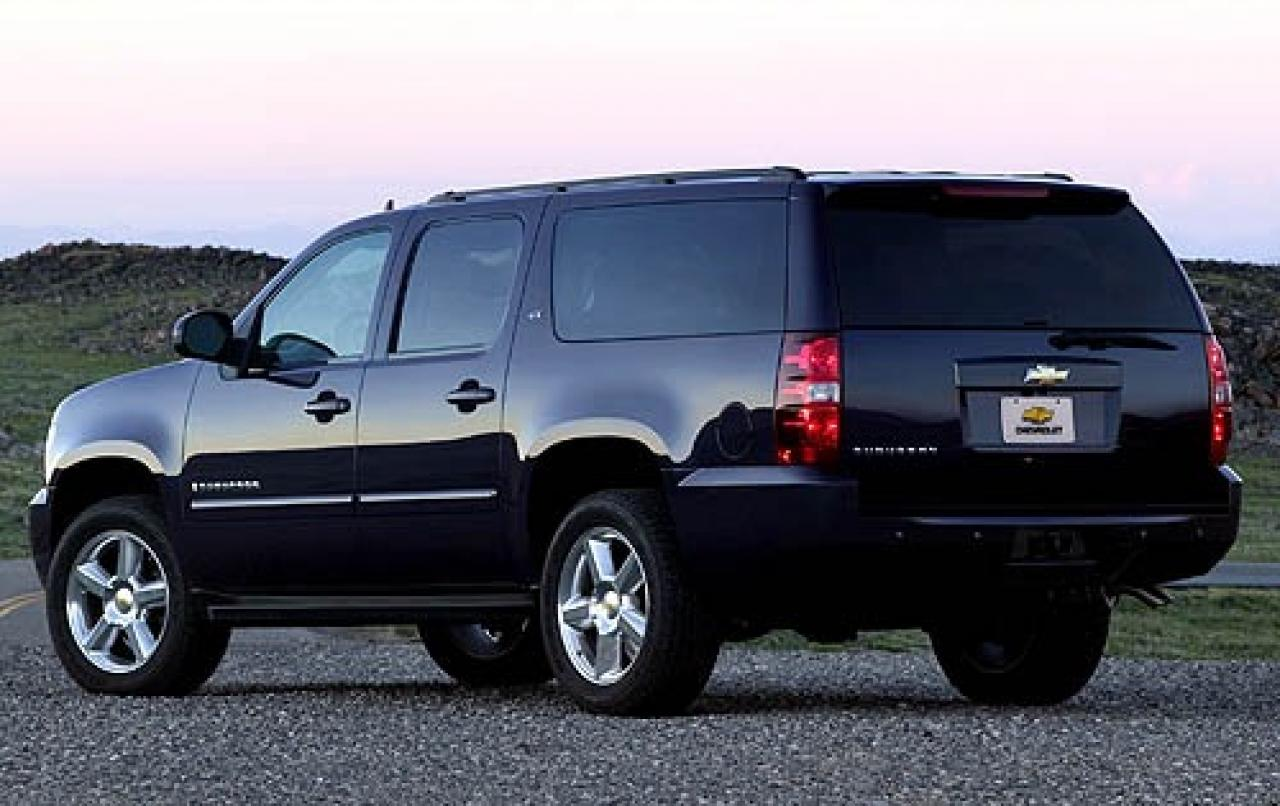2008 chevrolet suburban information and photos zombiedrive. Black Bedroom Furniture Sets. Home Design Ideas