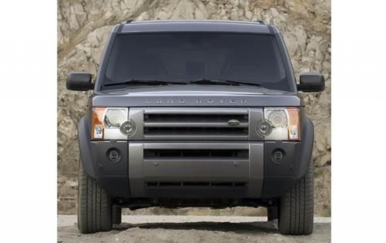 2008 Land Rover Lr3 Information And Photos Zombiedrive
