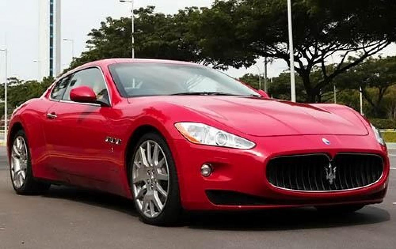 2008 maserati granturismo information and photos. Black Bedroom Furniture Sets. Home Design Ideas