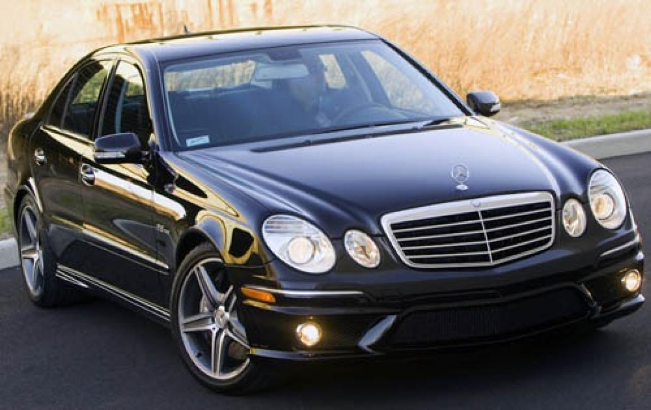 2008 mercedes benz e class information and photos for 2008 mercedes benz e class reliability