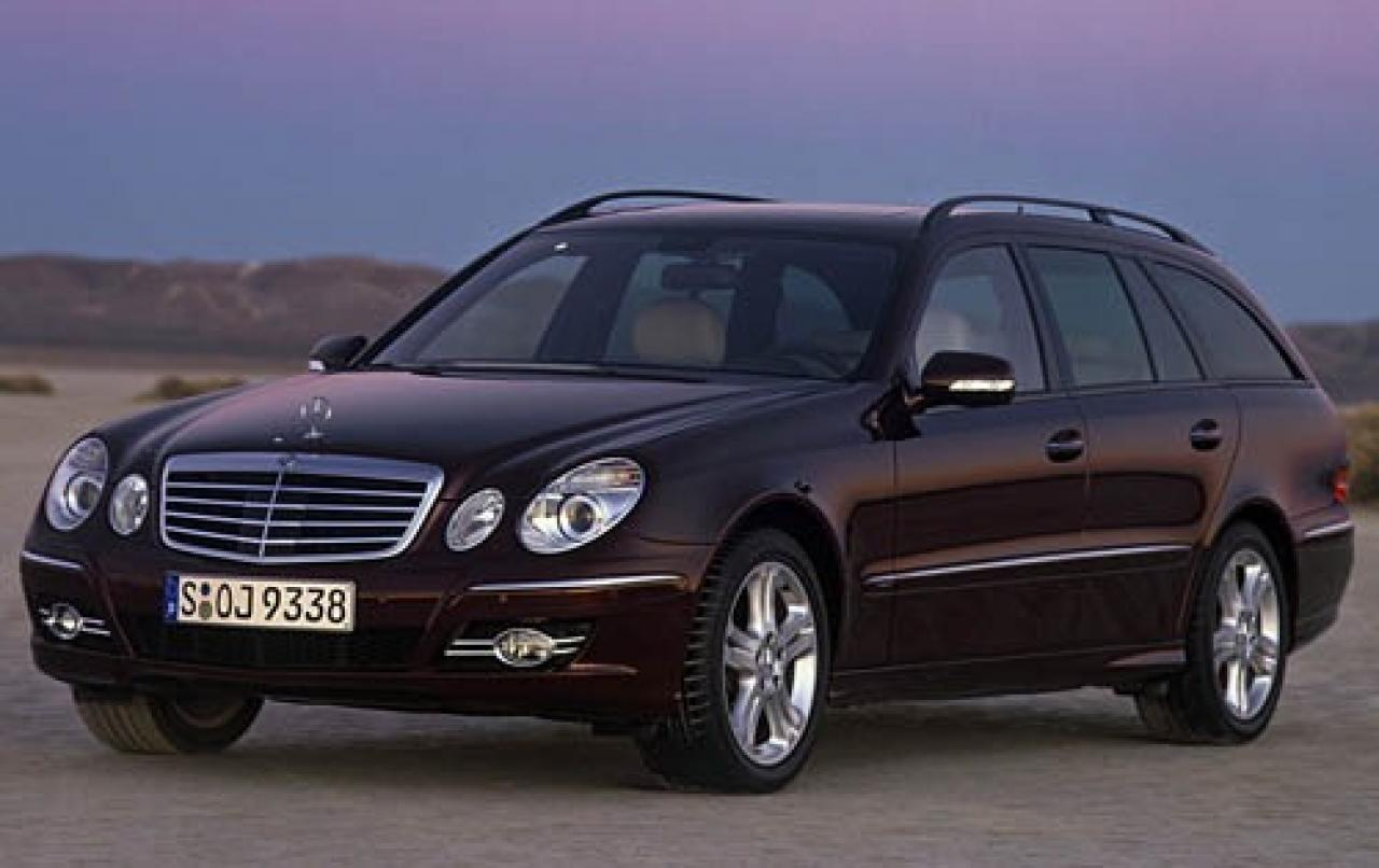 2008 Mercedes Benz E Class Information And Photos