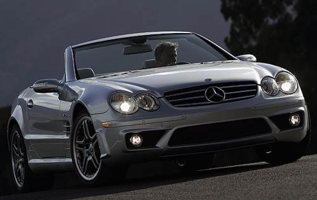 2008 mercedes benz sl class information and photos for 2008 mercedes benz sl550 for sale