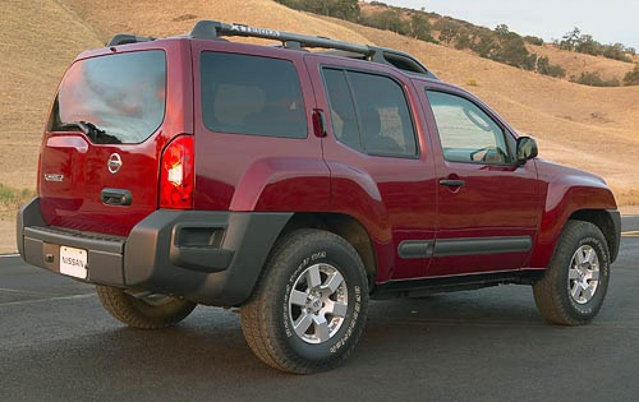 2008 Nissan Xterra Information And Photos Zombiedrive