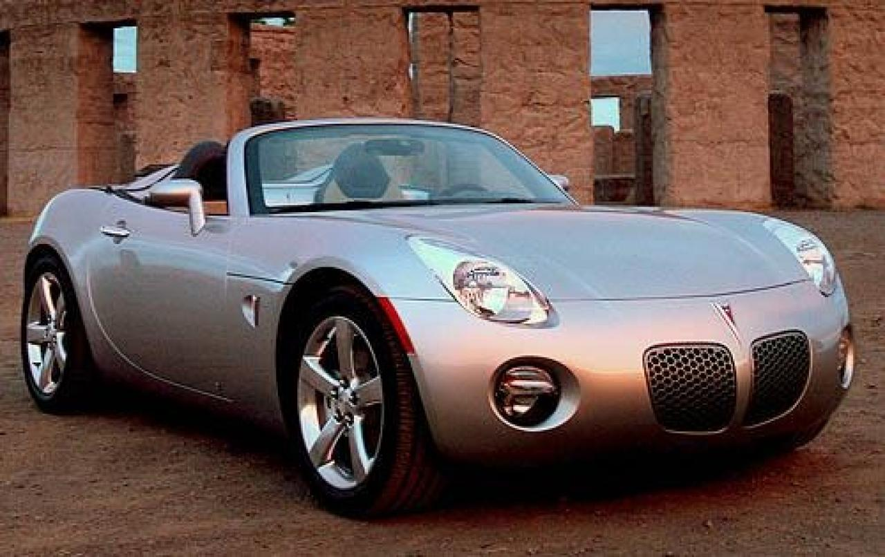 2008 pontiac solstice information and photos zombiedrive. Black Bedroom Furniture Sets. Home Design Ideas
