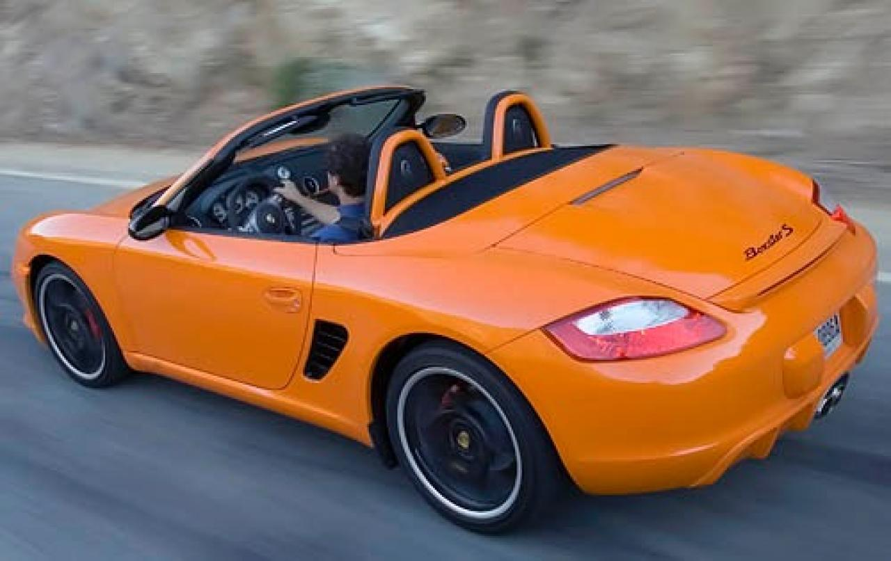 2008 porsche boxster information and photos zombiedrive. Black Bedroom Furniture Sets. Home Design Ideas