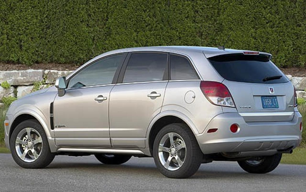 2008 saturn vue hybrid information and photos zombiedrive. Black Bedroom Furniture Sets. Home Design Ideas