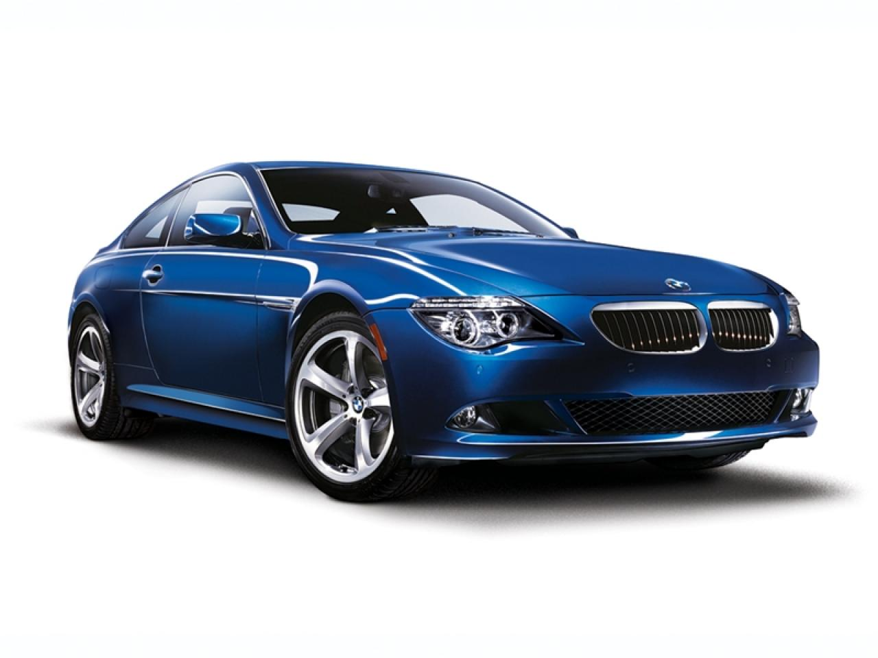 2009 bmw 6 series information and photos zombiedrive. Black Bedroom Furniture Sets. Home Design Ideas
