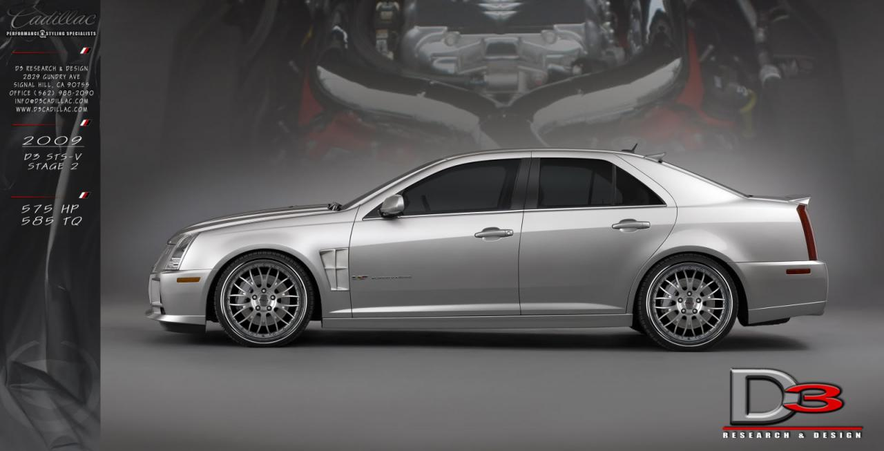 2009 cadillac sts v information and photos zombiedrive. Black Bedroom Furniture Sets. Home Design Ideas