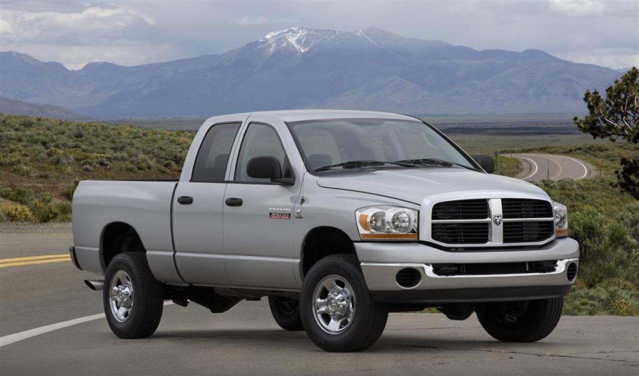 2009 dodge ram pickup 3500 information and photos zombiedrive. Black Bedroom Furniture Sets. Home Design Ideas