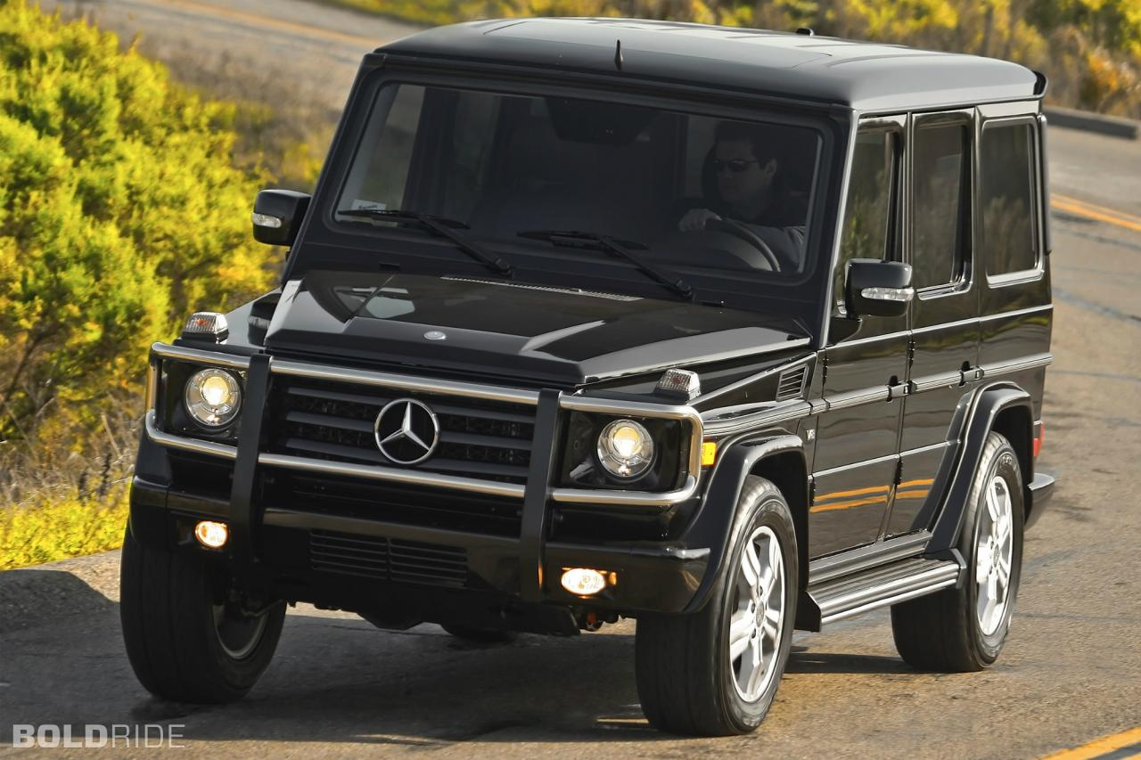 2009 Mercedes Benz G Class Information And Photos