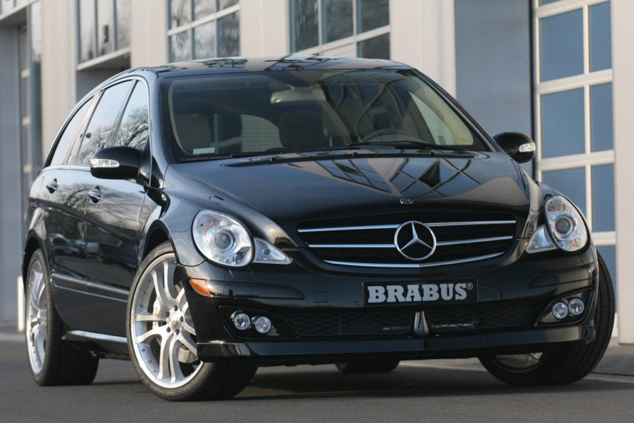 2009 mercedes benz r class information and photos zombiedrive. Black Bedroom Furniture Sets. Home Design Ideas
