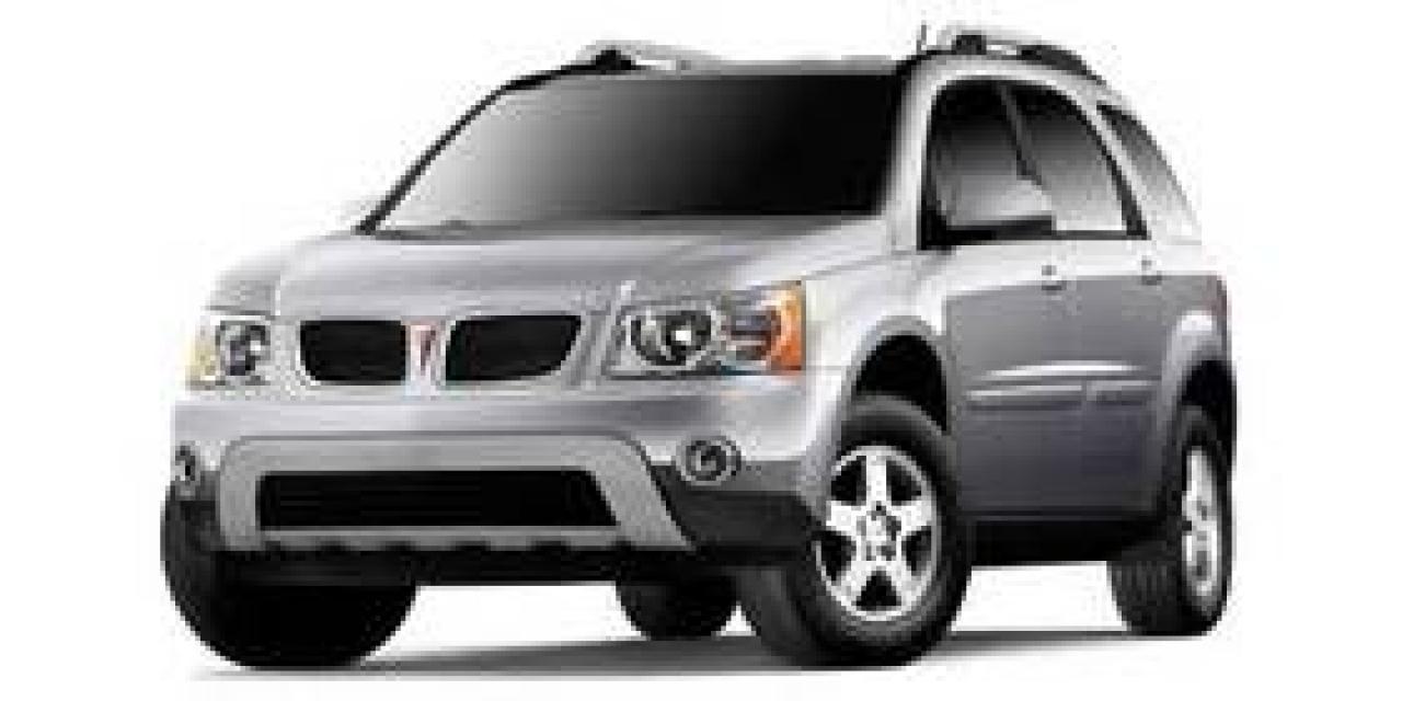2009 Pontiac Torrent Overview