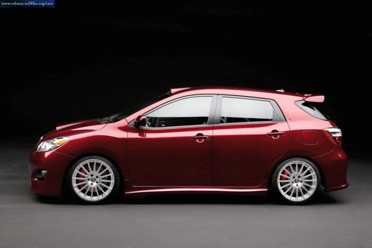 2009 toyota matrix information and photos zombiedrive. Black Bedroom Furniture Sets. Home Design Ideas