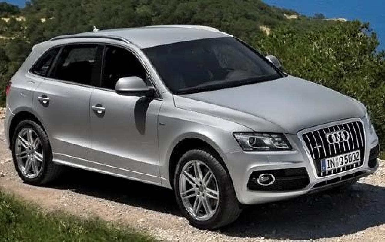 2009 audi q5 information and photos zombiedrive. Black Bedroom Furniture Sets. Home Design Ideas