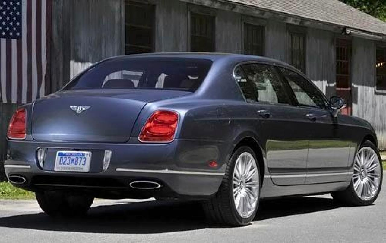 2009 bentley continental flying spur speed information and photos zombiedrive. Black Bedroom Furniture Sets. Home Design Ideas