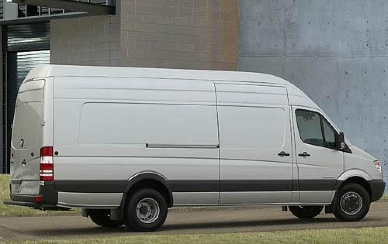 2009 dodge sprinter cargo information and photos. Black Bedroom Furniture Sets. Home Design Ideas