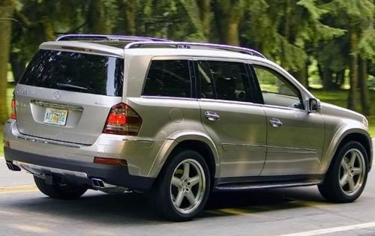 2009 mercedes benz gl class information and photos for 2009 mercedes benz suv