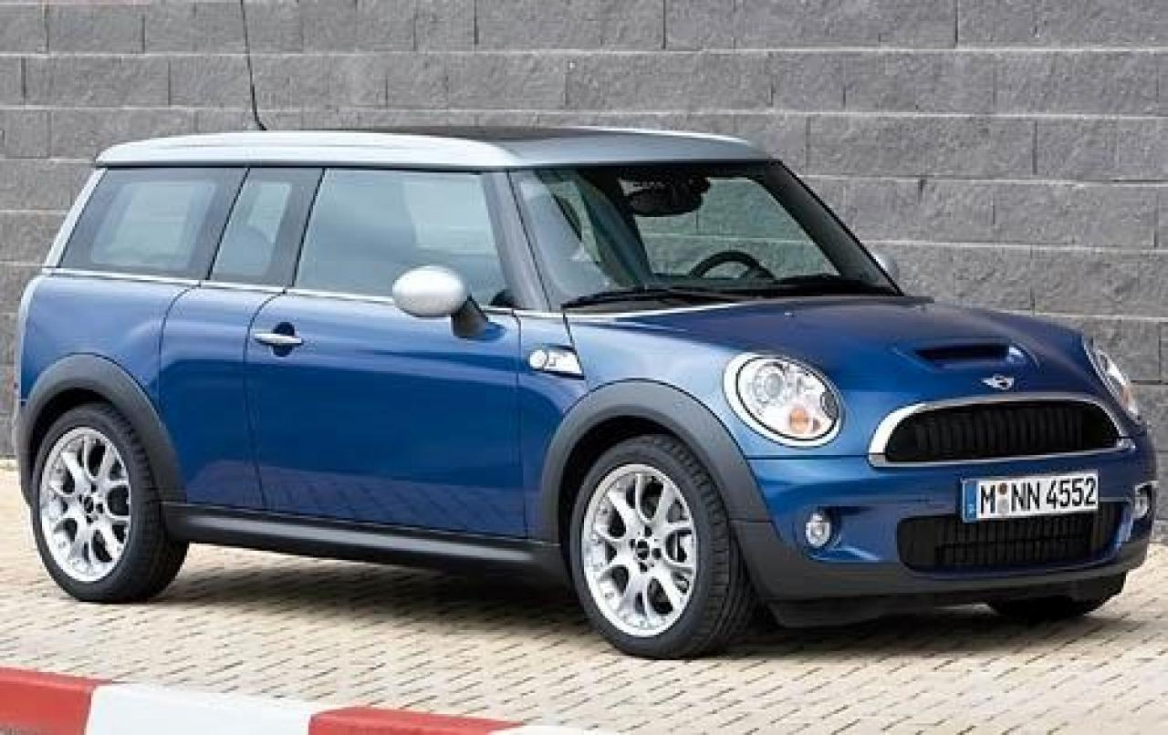 2009 mini cooper clubman information and photos zombiedrive. Black Bedroom Furniture Sets. Home Design Ideas