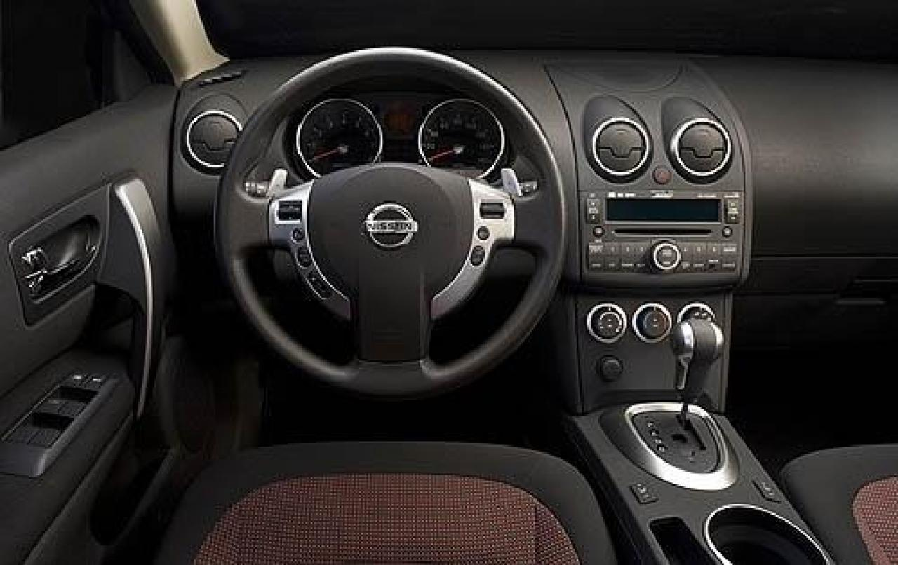 2009 nissan rogue information and photos zombiedrive 800 1024 1280 1600 origin 2009 nissan rogue vanachro Gallery