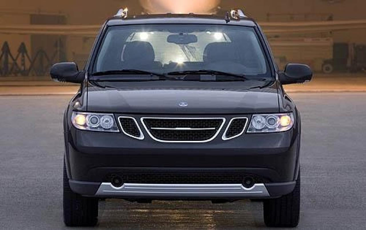 2009 saab 9 7x information and photos zombiedrive. Black Bedroom Furniture Sets. Home Design Ideas