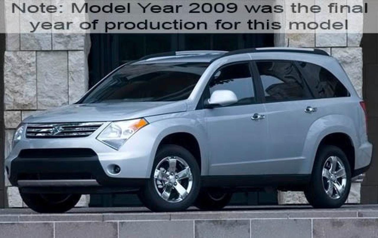2009 Suzuki XL7 #1 800 1024 1280 1600 origin
