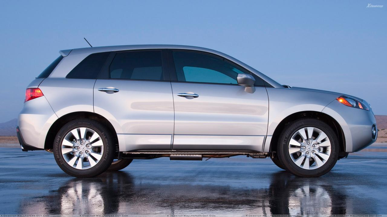 2010 acura rdx information and photos zombiedrive. Black Bedroom Furniture Sets. Home Design Ideas