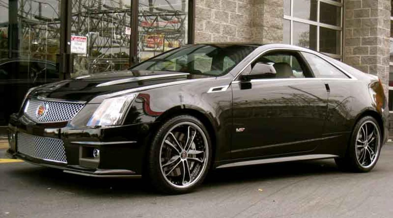 2010 cadillac cts v information and photos zombiedrive. Black Bedroom Furniture Sets. Home Design Ideas
