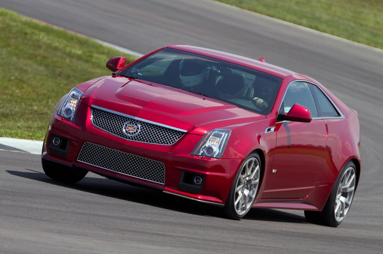 2010 Cadillac Cts V Information And Photos Zomb Drive