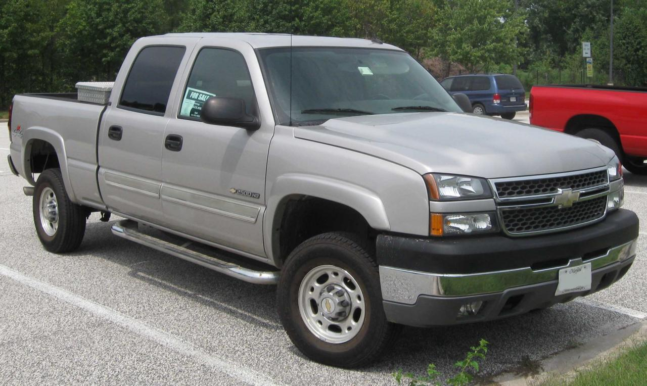 2010 Chevrolet Silverado 2500HD - Information and photos - Zomb Drive