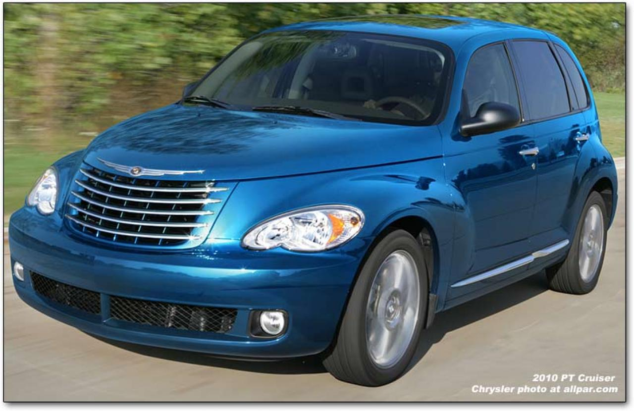 2010 chrysler pt cruiser information and photos. Black Bedroom Furniture Sets. Home Design Ideas