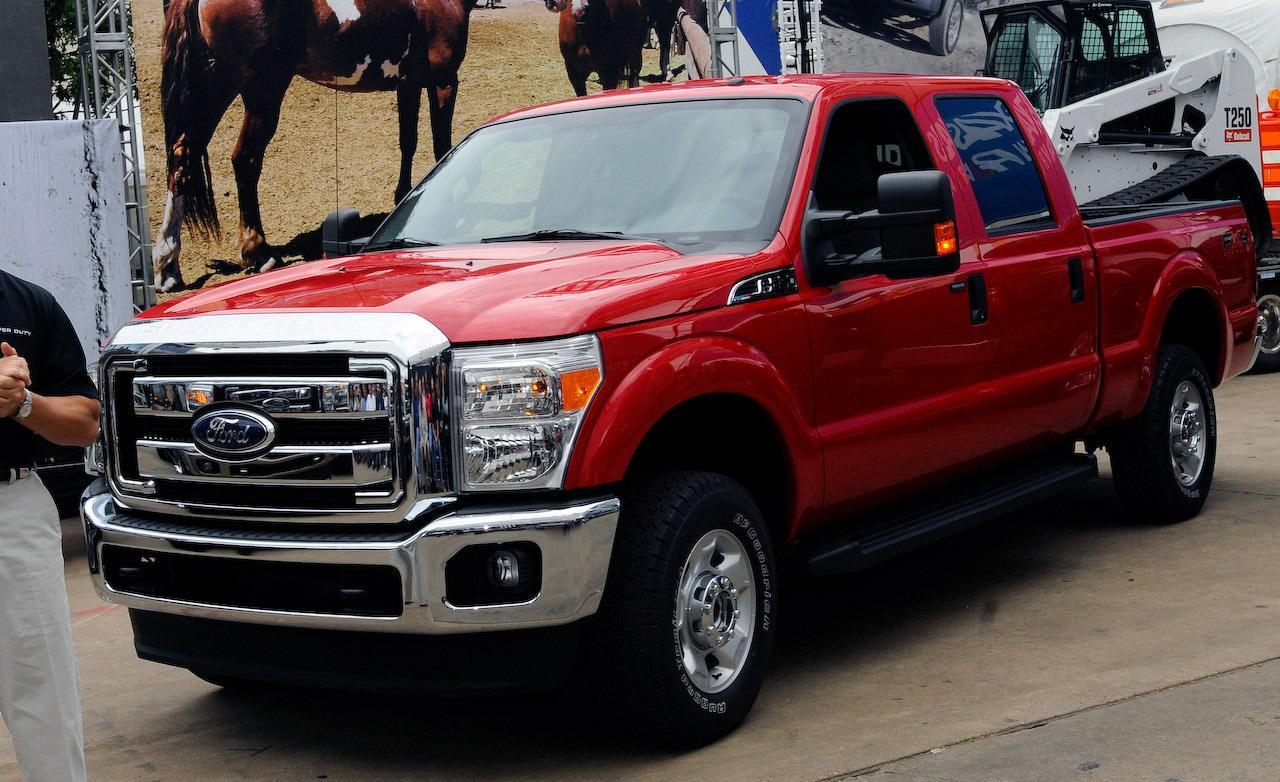2010 ford f 250 super duty information and photos zombiedrive. Black Bedroom Furniture Sets. Home Design Ideas