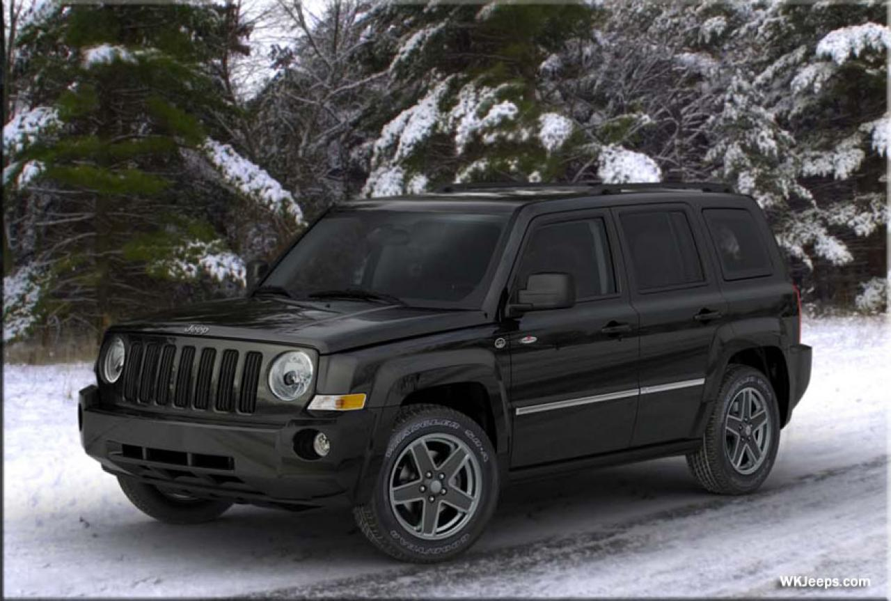 2010 jeep patriot - information and photos - zombiedrive