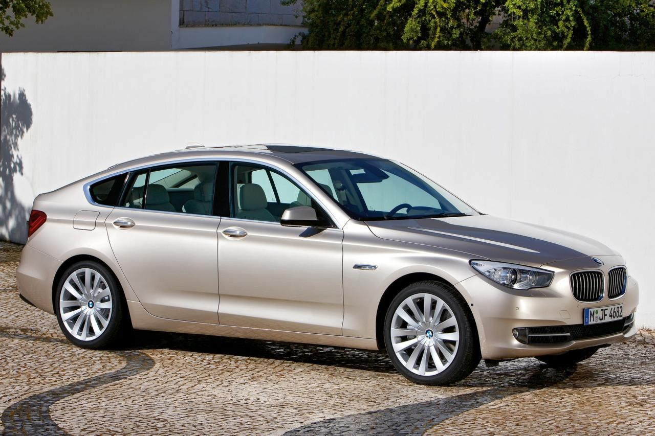 2010 bmw 5 series gran turismo information and photos. Black Bedroom Furniture Sets. Home Design Ideas
