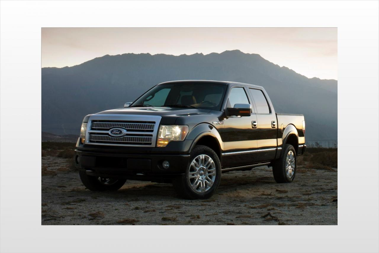 2010 ford f 150 information and photos zombiedrive. Black Bedroom Furniture Sets. Home Design Ideas