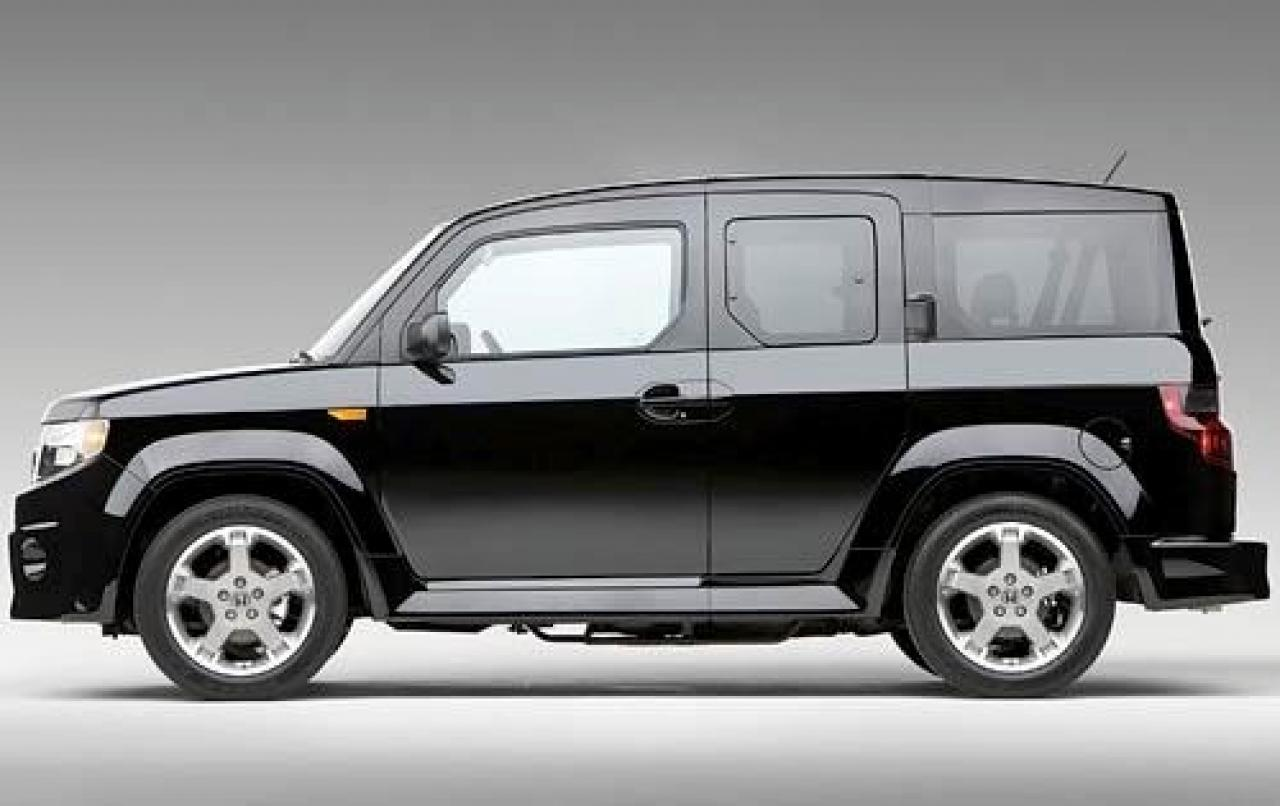 2010 honda element information and photos zombiedrive. Black Bedroom Furniture Sets. Home Design Ideas
