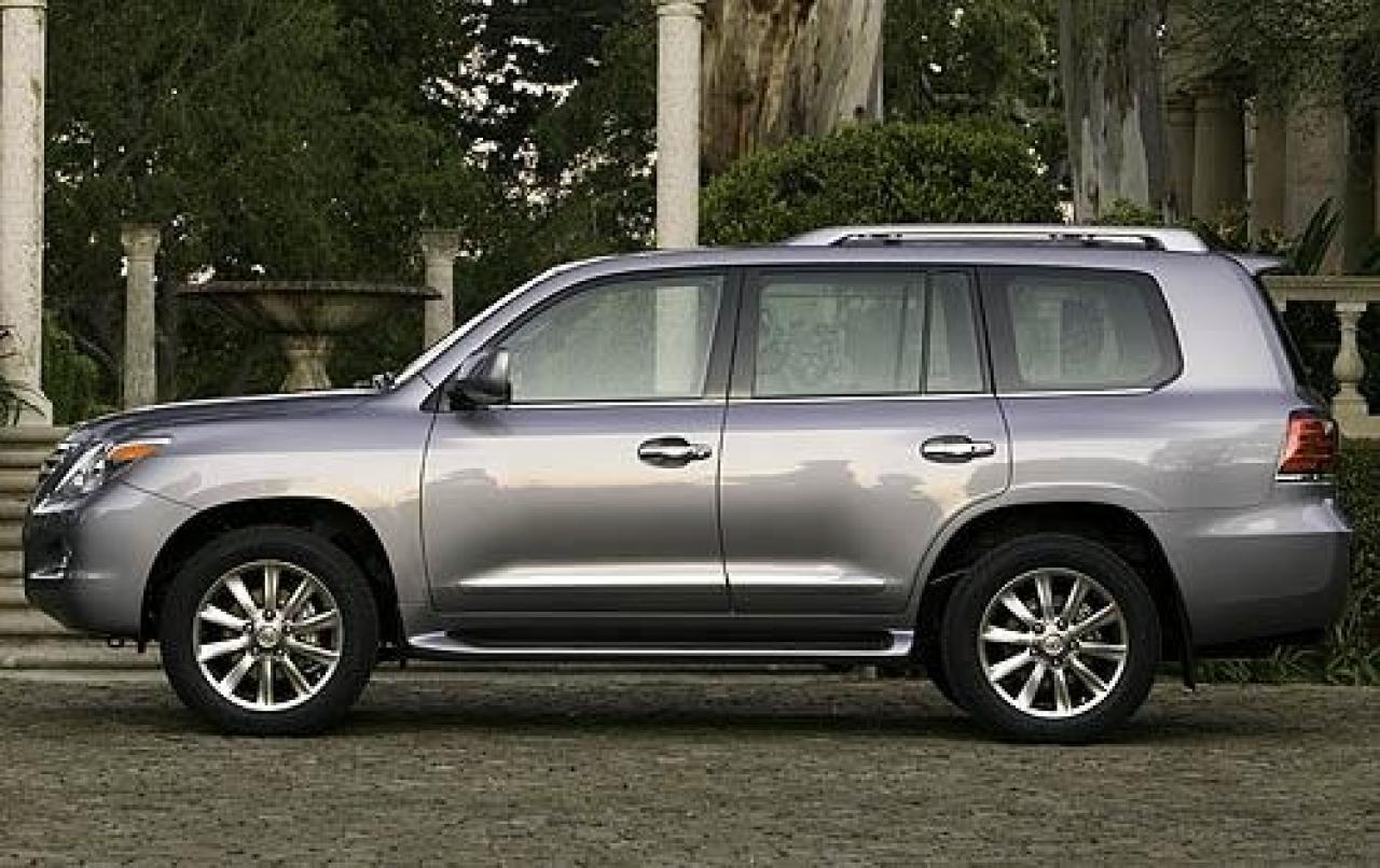 2010 lexus lx 570 information and photos zombiedrive. Black Bedroom Furniture Sets. Home Design Ideas