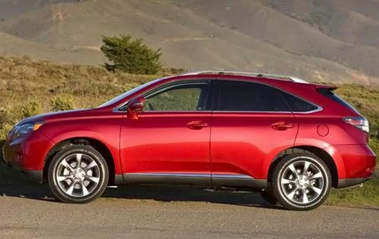 2010 lexus rx 350 information and photos zombiedrive. Black Bedroom Furniture Sets. Home Design Ideas