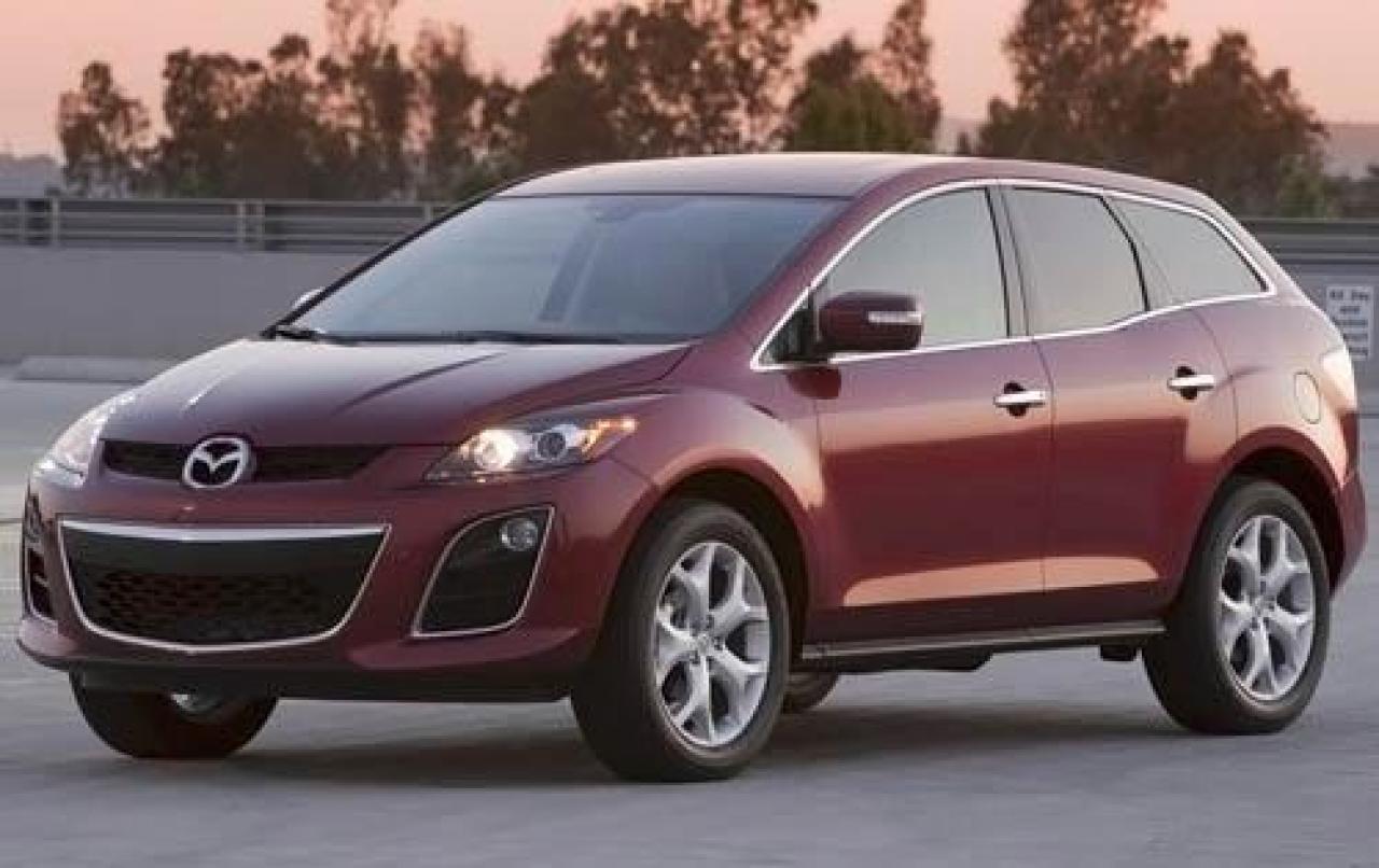 2011 mazda cx 7 information and photos zombiedrive. Black Bedroom Furniture Sets. Home Design Ideas