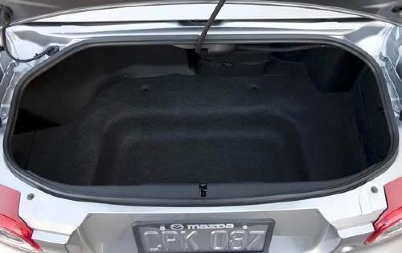 2010 Mazda Mx 5 Miata Information And Photos Zombiedrive