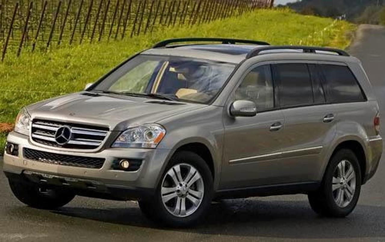 2010 mercedes benz gl class information and photos for 2010 mercedes benz gl class