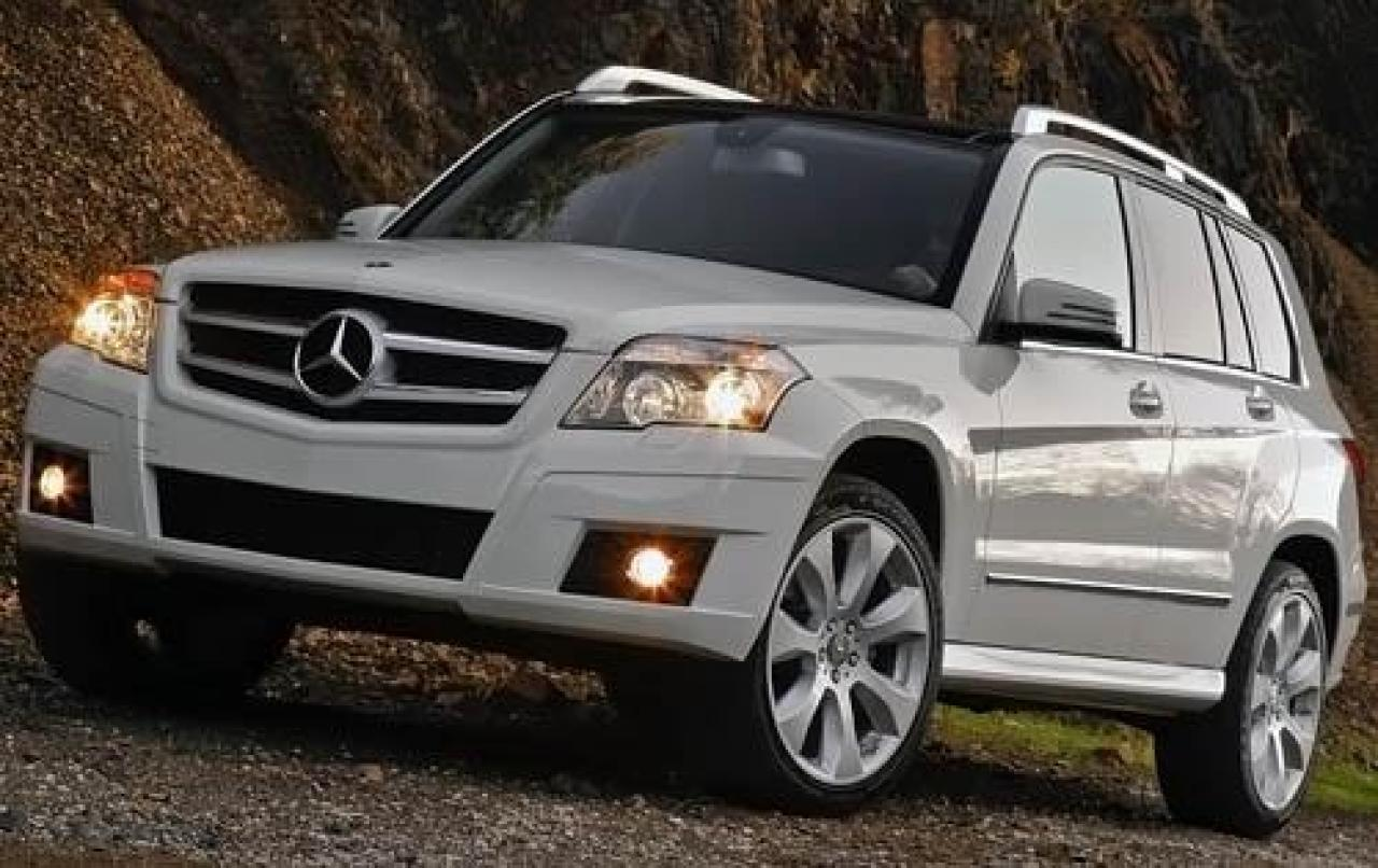 2010 mercedes benz glk class information and photos. Black Bedroom Furniture Sets. Home Design Ideas