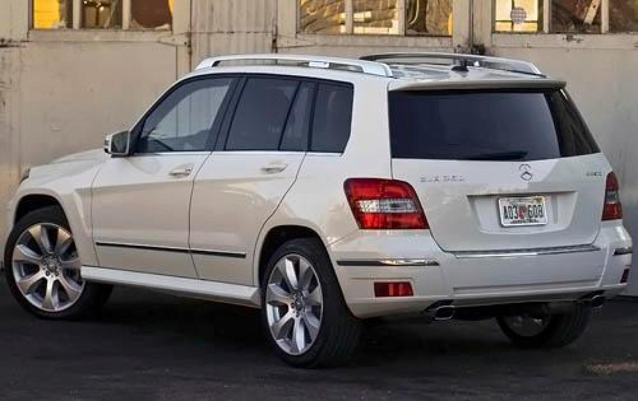 2010 mercedes benz glk class information and photos for Mercedes benz suv used for sale
